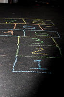 060411 Glow  in the dark chalk