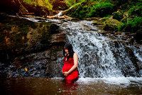 Water Fall Maternity Blog