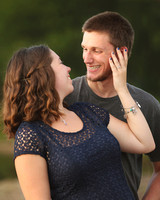 072216 Tanya Betz and Andrew Engagement NB